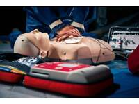 CPR & AED Training Course