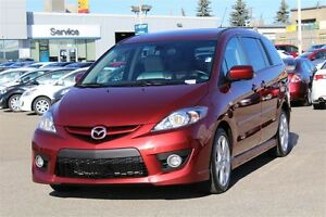 2009 Mazda MAZDA5 GT *SUNROOF* LEATHER *LIFETIME ENGINE WARRANTY