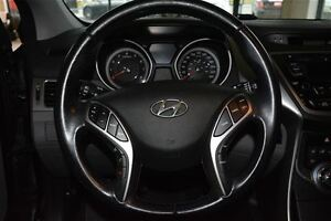 2013 Hyundai Elantra GLS COUPE WITH PWR SUNROOF, ALLOY RIMS Oakville / Halton Region Toronto (GTA) image 14