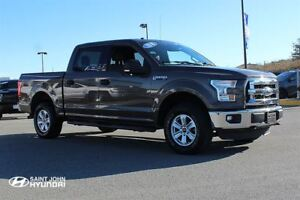 2016 Ford F-150 XLT! CREW CAB! 5.0L! BACK UP CAM!