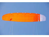 Ozone chrono foil kite 18m with bar/lines 2015