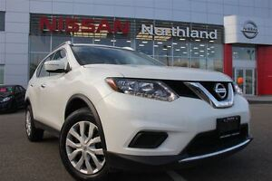 2015 Nissan Rogue S All Wheel Drive/ Bluetooth/ Backup Camera