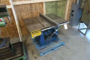 DELTA ROCKWELL 3 Hp Table Saw