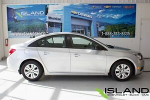 2014 Chevrolet Cruze 2LS | Power Windows | Power Locks