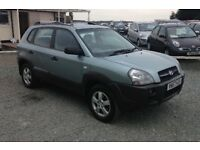 Hyundai Tucson 20ltr 4x4 diesel 47000 miles only service history