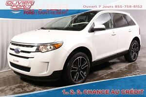 2014 Ford Edge AWD WOW 31880KM SEL CUIR TOIT NAVIGATION