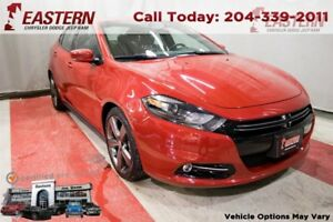 2015 Dodge Dart GT NAV A/C CRUISE REMOTE ENTRY 8.4 UCONNECT USB