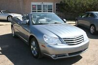 2008 Chrysler Sebring LIMITED,HARDTOP CONV.,LEATHER,AUTO