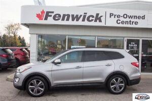2013 Hyundai Santa Fe XL Limited - Accident Free