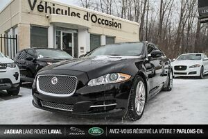 2015 Jaguar XJ 3.0L Premium Luxury Financement 0.9%
