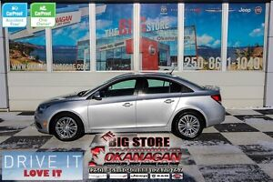 2014 Chevrolet Cruze ECO, No-Accidents, One Owner, SUPER CLEAN!!