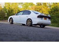 1999 Subaru Legacy B4, non turbo, manual