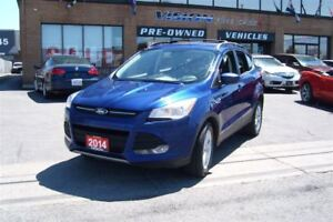 2014 Ford Escape SE/ON BOARD NAV/CLEAN CAR PROOF