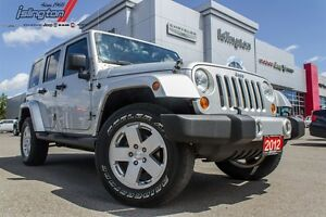 2012 Jeep WRANGLER UNLIMITED SOFT / HARD TOPS