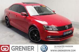 2015 Volkswagen Jetta TDI+HIGHLINE+81$/SEMAINES**84 MOIS