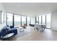 2 BED 2 BATH - One The Elephant - VACANT - ELEPHANT AND CASTLE WATERLOO TOWER BRIDGE SOUTHWARK