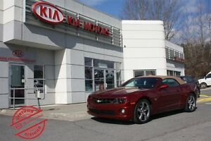 2011 Chevrolet Camaro 2SS-V-8-6.2L-LOCAL TRADE!!!