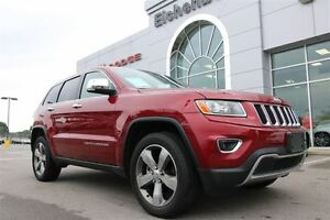 2015 Jeep Grand Cherokee Limited *NAV/LEATHER*