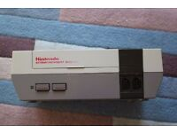 NES - Nintendo Entertainment System - USA NTSC