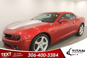 2013 Chevrolet Camaro RS|2LT|Back-up Cam|Leather|PST Paid