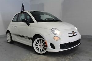 2012 Fiat 500 500 Abarth*Turbo*Cuir*Mags*Bluetooth*A/C