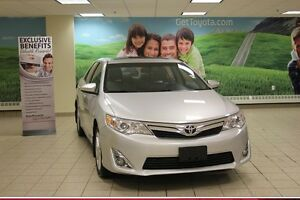 2012 Toyota Camry XLE 4Cylinder