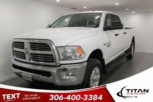 2016 Ram 2500 SLT|6 Pass|Cam|Bluetooth|PST Paid