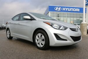 2016 Hyundai Elantra LE - 1 OWNER - LOW KMS - HEATED SEATS