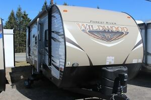 2016 Forest River RV Wildwood 26TBSS