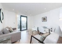 VACANT! - SPACIOUS BRAND NEW DESIGNER FURNISHED 1 BEDROOM APARTMENT IN WEMBLEY NORTH WEST VILLAGE