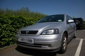Vauxhall Astra Active- very reliable car