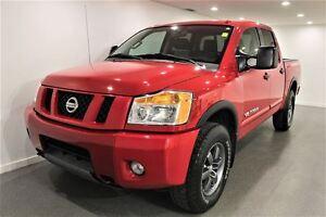 2012 Nissan Titan Auto|Red|Bluetooth|PST Paid