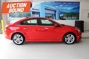 2016 Chevrolet Cruze LTZ | Heated Leather Seats | Back-up Cam