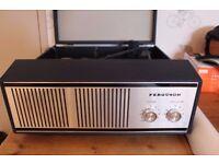 1961 Original Refurbished Ferguson Vinyl Record Player