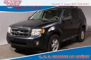 2009 Ford Escape XLT FWD CUIR A/C BLUETOOTH
