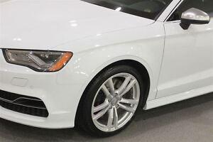 2015 Audi S3 2.0T Technik| Quattro|White| Leather|Nav|Local Regina Regina Area image 17