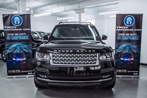 2016 Land Rover Range Rover Autobiography Armoured B6 level