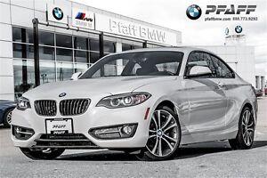 2014 BMW 228i Coupe Sport Line