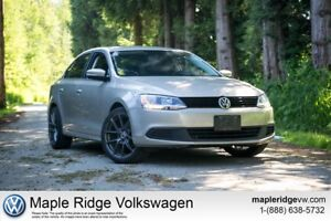 2014 Volkswagen Jetta 2.0L Trendline+ Custom Wheels