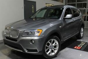 2013 BMW X3 xDrive28i***TOIT PANORAMIQUE**