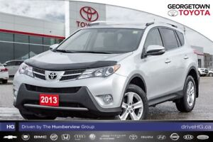 2013 Toyota RAV4 XLE,POWER SUNROOF,REARVIEW CAMERA