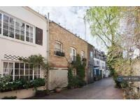 2 bedroom house in Kynance Mews, London, SW7 (2 bed)