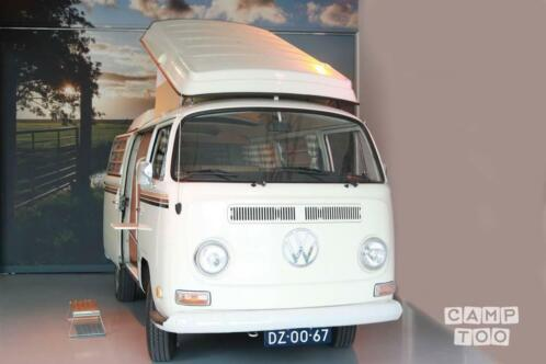 Volkswagen T2a SO60, 1971 - Bus Ibiza