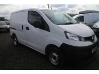 NISSAN NV200 1.5 SE DCI 1d 89 BHP - Quality & Value Guaranteed (white) 2013