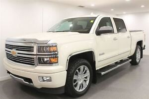 2015 Chevrolet Silverado 1500 High Country Leather Sunroof BOSE 