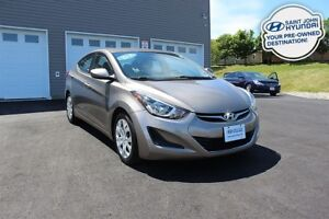 2014 Hyundai Elantra GL! HEATED SEATS! BLUETOOTH! WARRANTY!