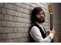 Guitar tutor in Stockport/Manchester area - Marcus Forster
