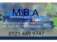 Mercedes Vito Mercedes sprinter Mercedes cars wanted !