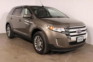 2013 Ford Edge Limited AWD Hitch CameraToit