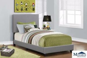 Brand NEW Complete Twin Bed! Call 709-726-6466!